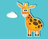 Giraf Royalty-vrije Stock Fotografie