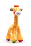 giraffe παιχνίδι Στοκ εικόνα με δικαίωμα ελεύθερης χρήσης