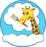 giraffe бесплатная иллюстрация