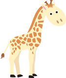 Giraffe cartoon Royalty Free Stock Photography