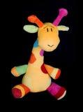 Giraffe de couleur Photos libres de droits