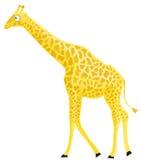 Giraffe de dessin animé. Photographie stock libre de droits