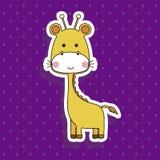 Giraffe design Stock Photo