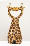 Giraffe deux Photos stock