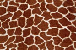 Giraffe fur Stock Image