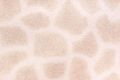 Giraffe fur, imitation background Stock Photos