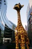 giraffe lego Στοκ φωτογραφία με δικαίωμα ελεύθερης χρήσης