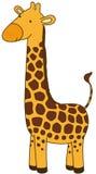 Giraffe mignonne illustration de vecteur