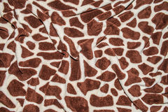 Giraffe print Royalty Free Stock Photo