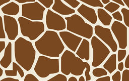 Giraffe  seamless pattern Royalty Free Stock Photo