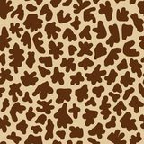Giraffe skin royalty free illustration