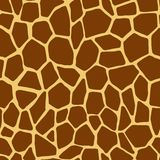 Giraffe skin vector illustration