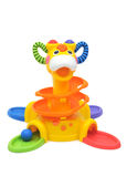 Giraffe toy Stock Photography