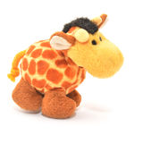 Giraffe toy Stock Images