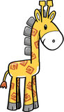 Giraffe Vector Illustration Royalty Free Stock Photo