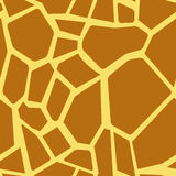 Girafpatroon Stock Afbeeldingen