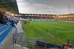 giral stadion för aim Fotografering för Bildbyråer