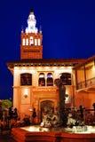 Giralda塔,坎萨斯城 免版税库存照片