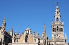 Giralda Royalty Free Stock Photography