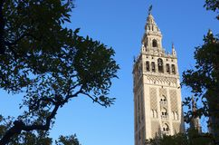 Giralda Stock Photo
