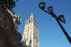 Giralda Royalty Free Stock Image