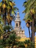 Giralda en Séville Photographie stock libre de droits