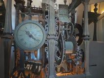 Giralda ´s Clock Royalty Free Stock Image