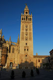 Giralda in Sevilla. La Giralda in Seville, Spain Stock Photography
