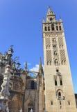 Giralda a Sevilla, Spagna fotografie stock