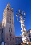 The Giralda, Seville Stock Photos