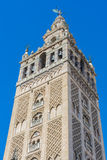 The Giralda in Seville, Andalusia, Spain. Royalty Free Stock Photo