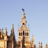 The Giralda in Seville Stock Images