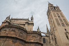 Giralda of Seville Royalty Free Stock Photography