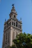 Giralda of Seville Royalty Free Stock Photography