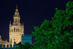 Giralda of Seville Stock Image
