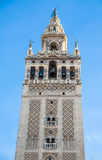Giralda of Seville Royalty Free Stock Images