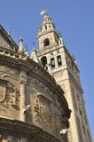 The Giralda of Seville Stock Images