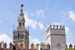 The Giralda Stock Photo