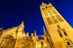 Giralda of Seville - Spain Stock Photo