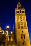 Giralda of Seville - Spain Stock Photo
