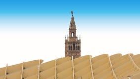 Giralda of Seville Royalty Free Stock Images