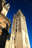 The Giralda tower, Sevilla Royalty Free Stock Photo