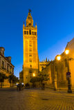 Giralda tower,Seville, Andalusia, Spain Royalty Free Stock Images