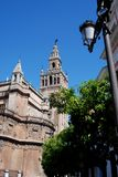 Giralda Tower, Seville, Spain. Stock Photos