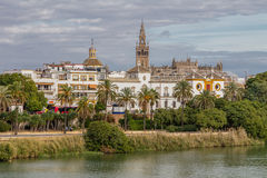 The Giralda Royalty Free Stock Photography