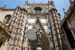 Giraldillo Statue - Seville - Spain. Giraldillo Statue in Seville - Spain stock photography