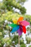 Girandola colorata Fotografie Stock Libere da Diritti