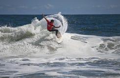Girar una onda Imagenes de archivo