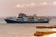 Girare della barca Fotografia Stock Libera da Diritti