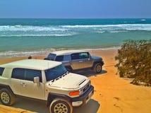 Girare della spiaggia Immagine Stock Libera da Diritti